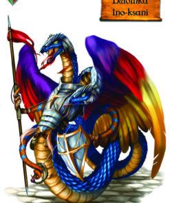 Grafika Rycerz Dwoinki