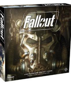 Fallout - Postnuklearna gra planszowa