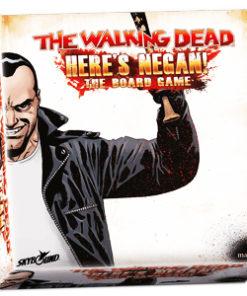 Here is Negan - The Walking Dead - Gra Planszowa