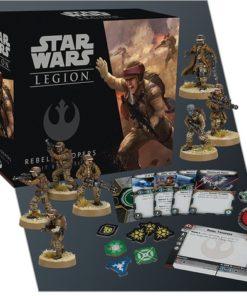 Rebelia - Rebel Troopers