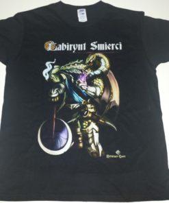 Koszulka z Agaronem Trójgłowcem