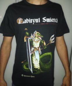 Koszulka z Nagą Krokodylową