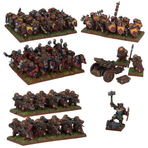 Armia Krasnoludów