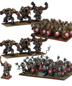 Armia Abyssal Dwarfs