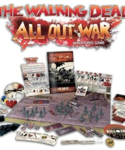 The Walking Dead: All out War - Zestaw startowy