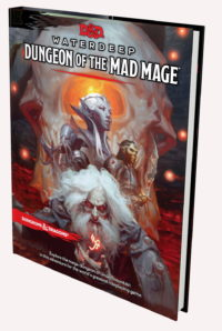 D&D 5.0: Waterdeep: Dungeon of the Mad Mage