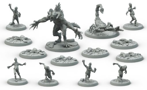 Wasteland Creatures Core Box