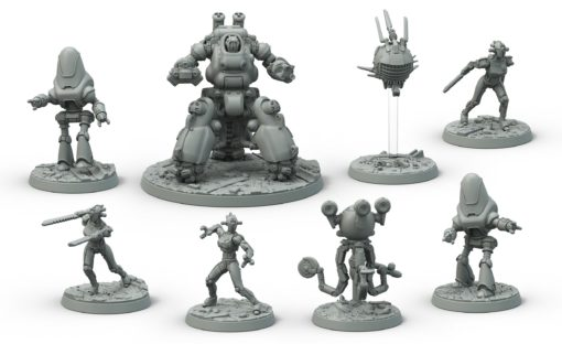Robots Core Box