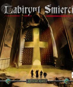 Kubek czarny - Labirynt Śmierci + Krasnolud Saw + Synchroniczne Miasto Archonów