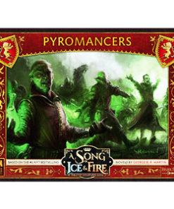 Lannister Pyromancers