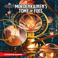 D&D 5.0: Mordenkainen's Tome of Foes