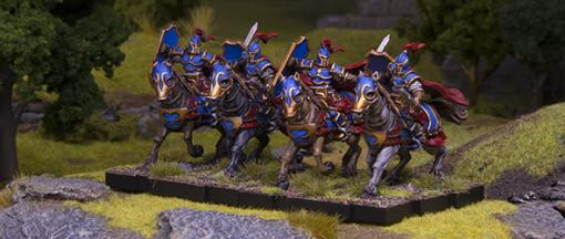 Daqan - Oathsworn Cavalry - Oddział dodatkowy