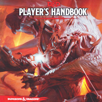 D&D Players Handbook 5 edition EN i PL