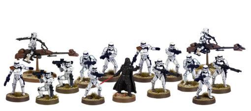 Star Wars Legion - Zestaw podstawowy