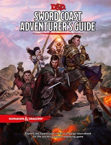 D&D 5.0: Sword Coast Adventurer's Guide