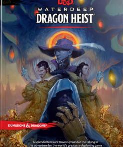 D&D 5.0: Dungeons & Dragons: Waterdeep - Dragon Heist