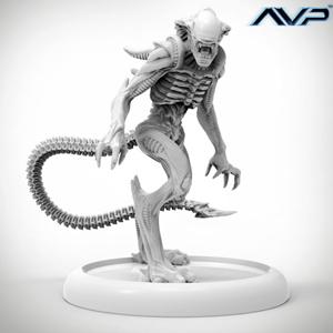 Alien Royal Guard