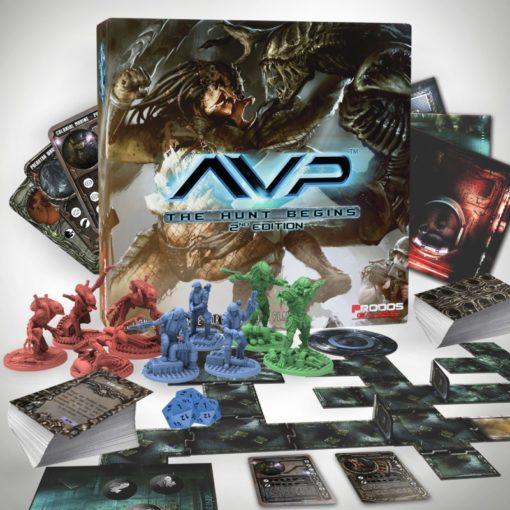 Zestaw startowy do Alien versus Predator Unleashed