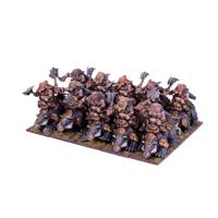 Siły Krasnoludów - Brock Riders Regiment