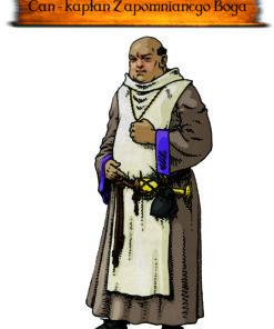 Grafika Can - Kapłan Zapomnianego Boga (Kolor)