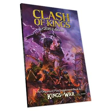 1 CLASH OF KINGS 2019