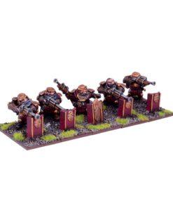 Siły Krasnoludów - Sharpshooter Troop