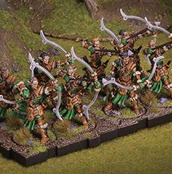 Latari Elves - Deepwood Archers - Oddział dodatkowy