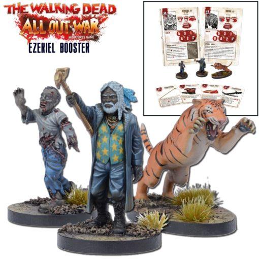 The Walking Dead - Ezekiel
