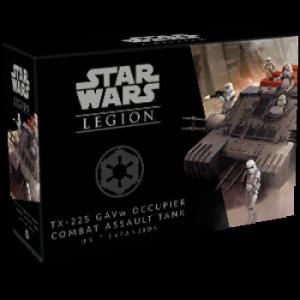 Star Wars Legion: TX - 225 Occupier Combat Assault Tank Unit Expansion