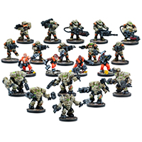 Forge Father Faction Starter