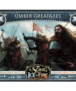 Stark Umber Greataxes