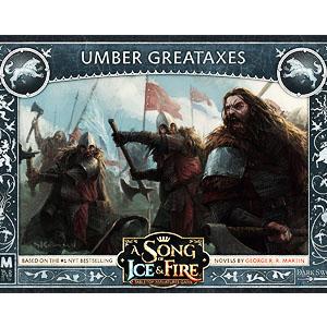 Stark Umber Greataxes