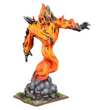 Siły Natury - Greater Fire Elemental