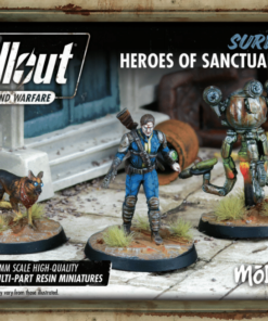 Survivors: Heroes of Sanctuary Hills