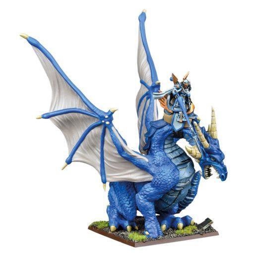 Siły Basilei - High Paladin on Dragon