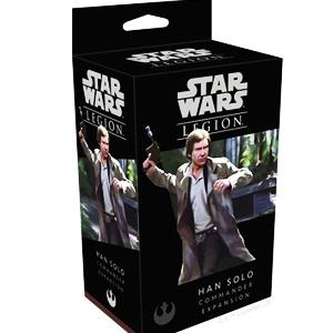 Rebelia - Han Solo - Commander