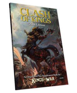Książka Clash of Kings 2018
