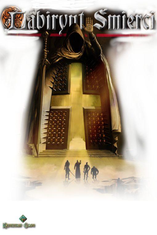 Koszulka z wejściem do Labiryntu Śmierci