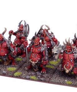 Siły Abyssu - Regiment Molochów