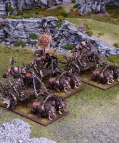 Siły Ogrów - Ogre Chariot Regiment