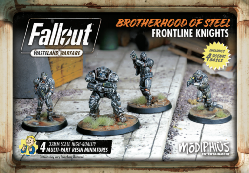 Brotherhood of Steel: Frontline Knights
