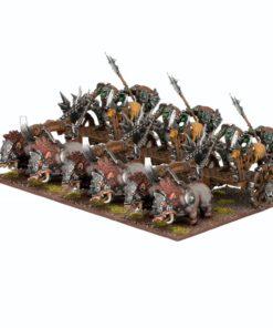 Siły Orków - Orc Chariot Regiment