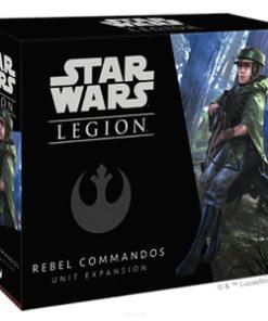 Rebelia - Rebel Commandos