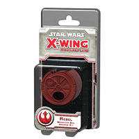 Star Wars: X-Wing - Rebel Maneuver Dial Upgrade Kit