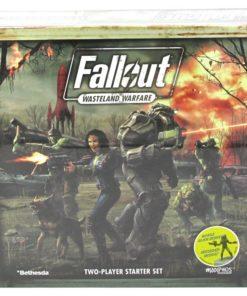 Fallout Wasteland Warfare - Starter Set (Bonus Alien Zetan)
