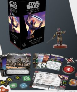 Star Wars Legion: Rebelia - Sabine Wren Operative Expansion