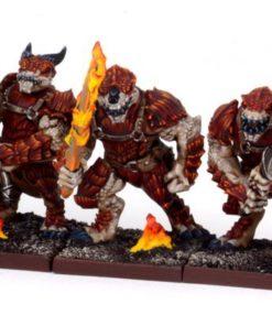 Siły Natury - Salamanders Regiment
