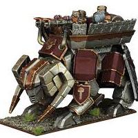 Siły krasnoludów - Steel Behemoth