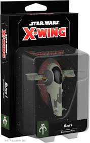 Star Wars: X-Wing – Scum & Villainy Slave I