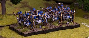 Daqan - Spearmen - Oddział dodatkowy